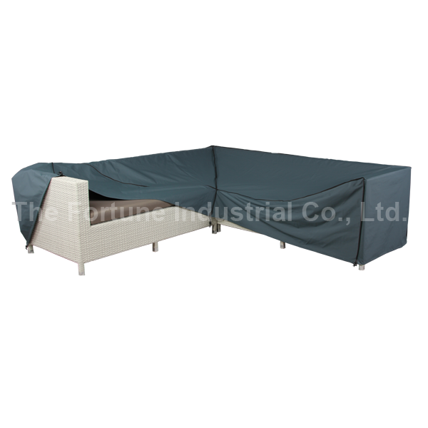 L Shaped Sectional Outdoor Covers - U MAX 7 Piece 7 12 ...